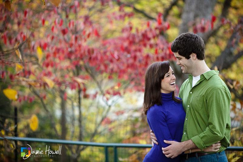 Atlanta Piedmont Park Engagement photography