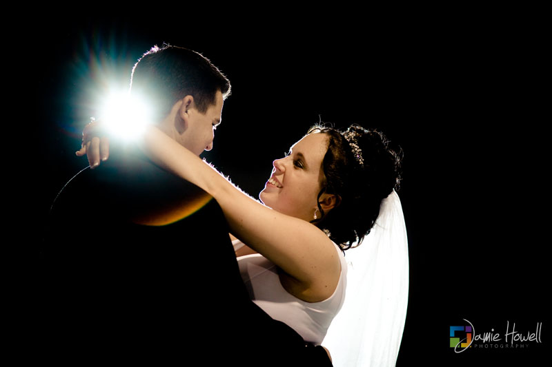 Air Force Wedding