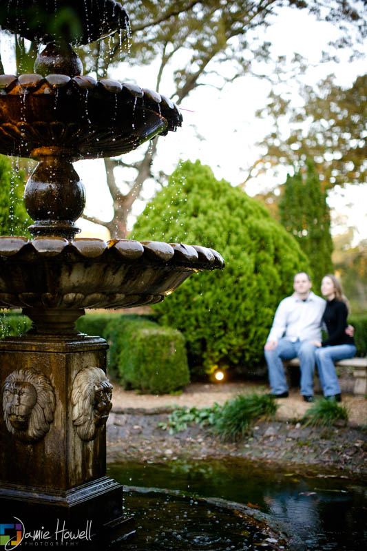 Barnsley Gardens Engagement