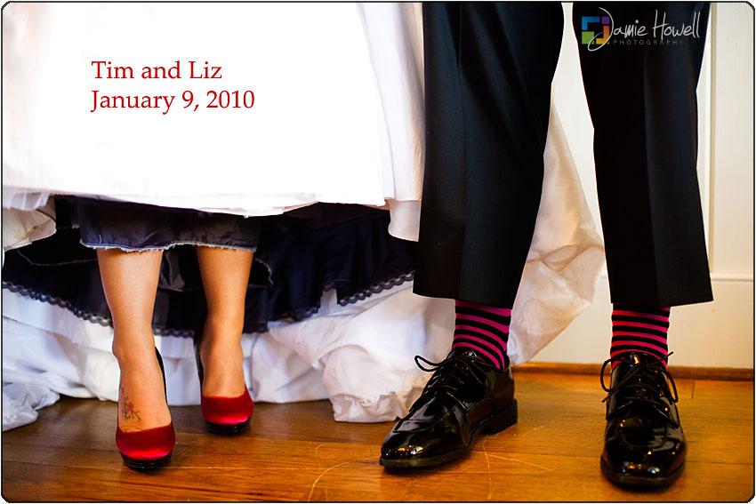 Canongate wedding