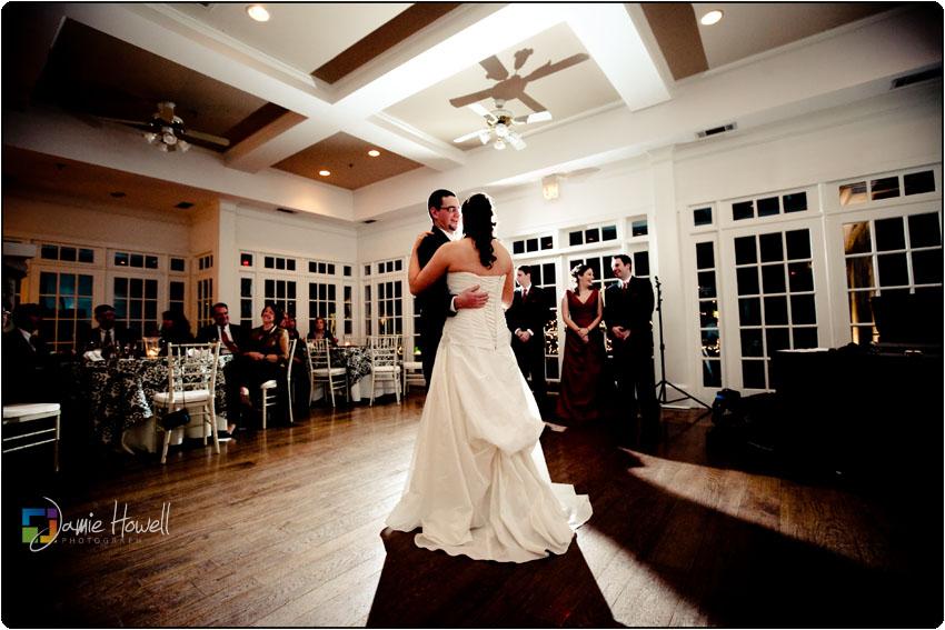 Flint Hill Wedding