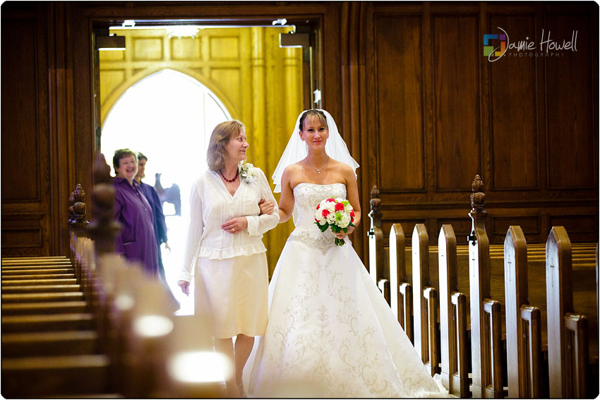 St. Phillip Cathedral wedding