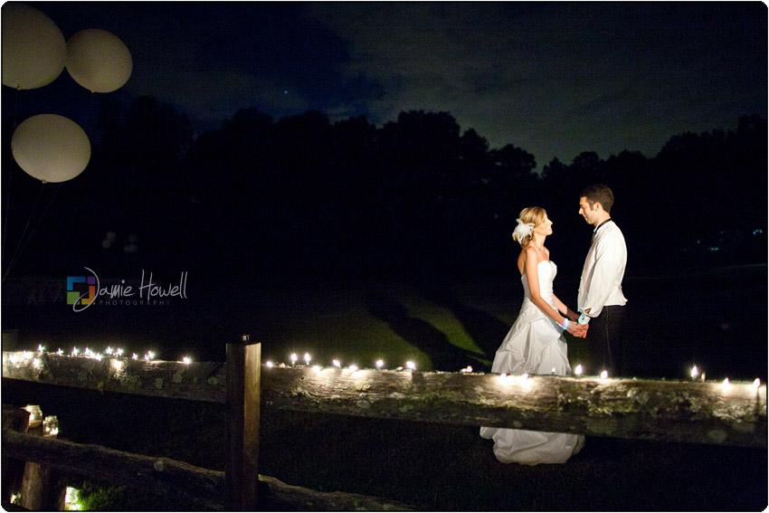 Conyers outdoor wedding