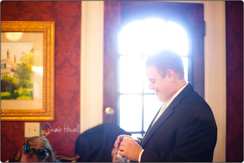 Wedding at Whitlock Inn