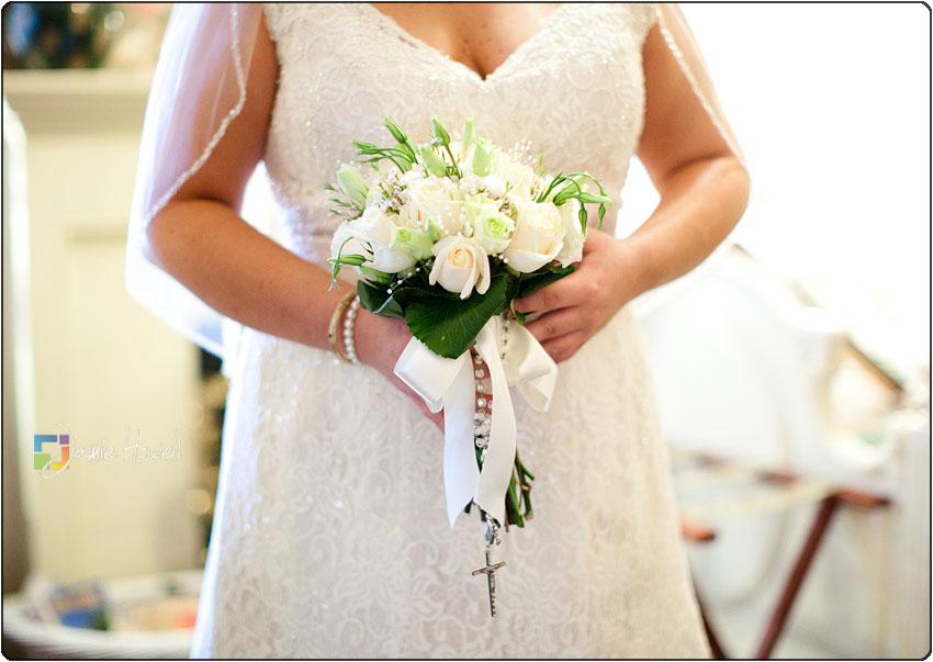 Wedding dress at Whitlock