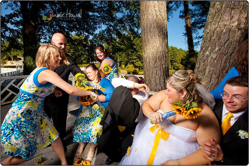 Vine's Mansion wedding