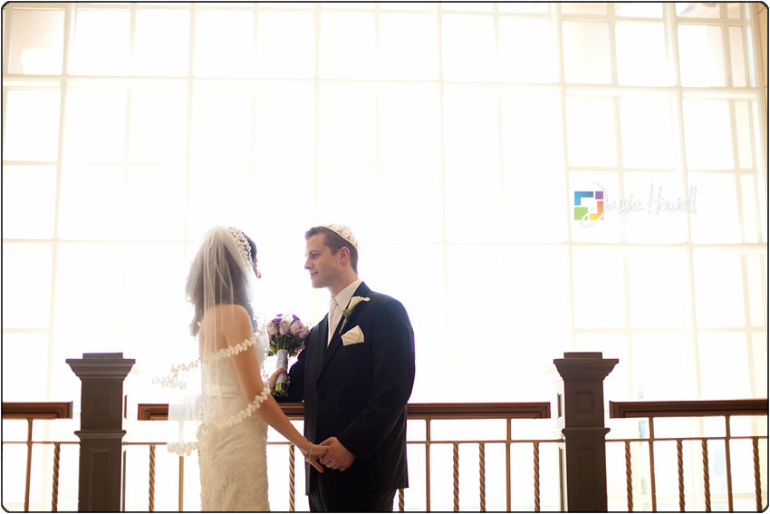 The Temple wedding