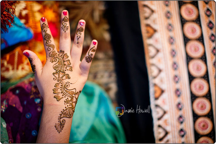 Sikh wedding mehndi