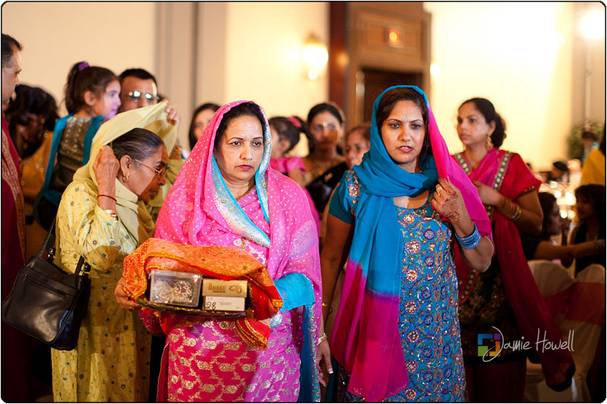 Sikh Sangeet wedding