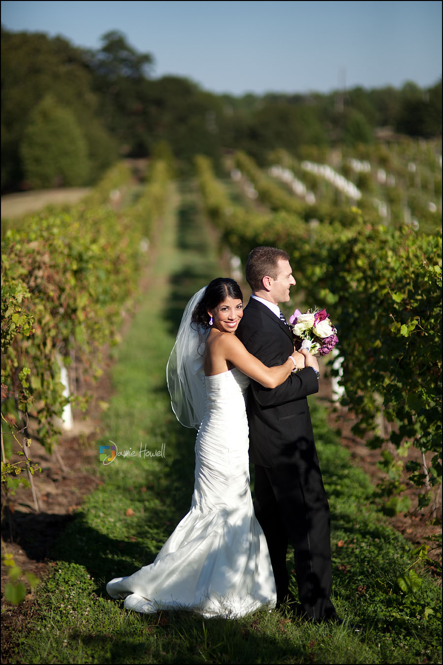 Vino Chateau Elan Wedding