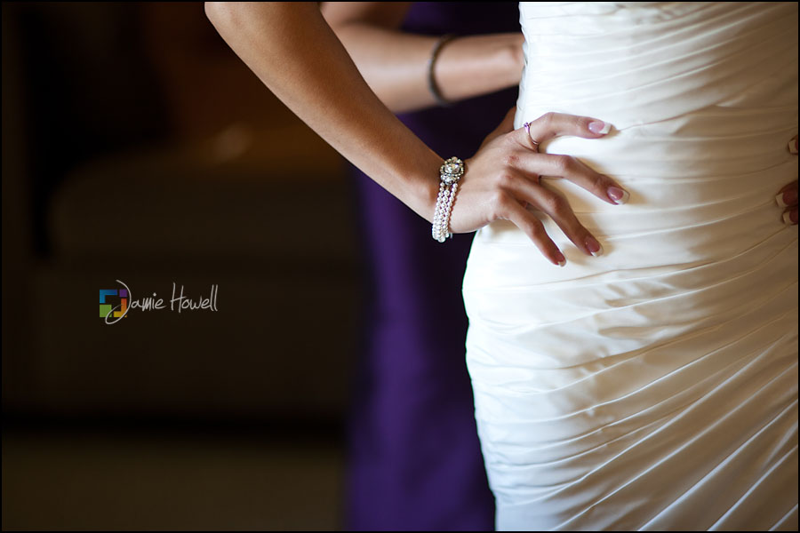 Wedding Gown Details