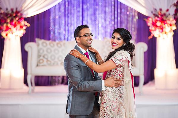 Atlanta South Asian wedding