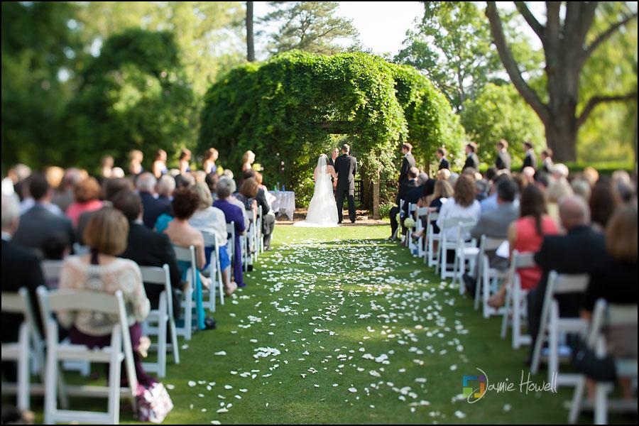 Alison And Jason Barnsley Gardens Resort Wedding Jamie Howell