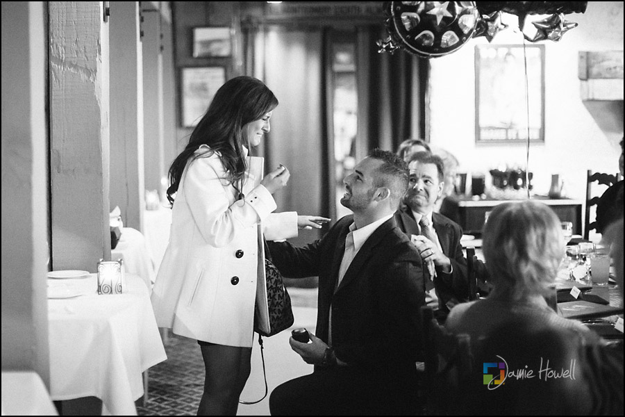 Atlanta Proposal Photographer