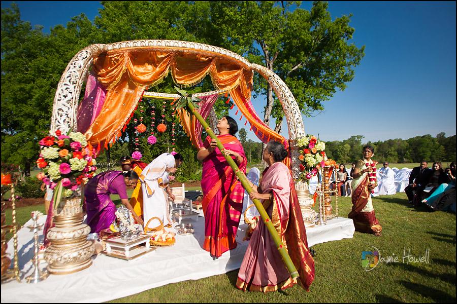 Augusta Hindu Wedding