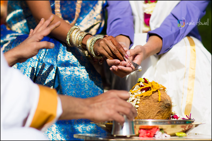 Augusta Hindu Wedding