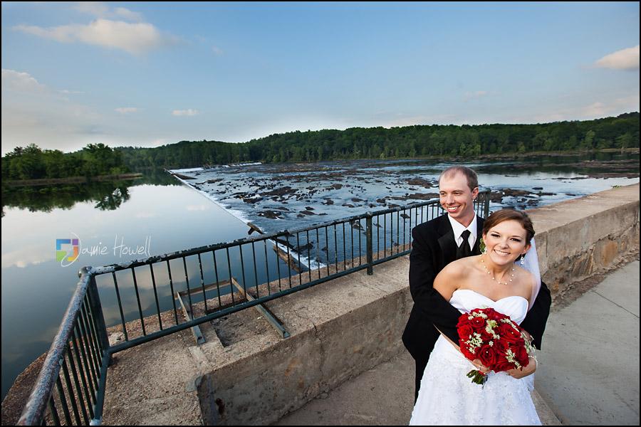 savannah rapids Wedding photography