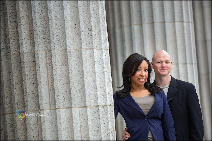 Atlanta engagement session