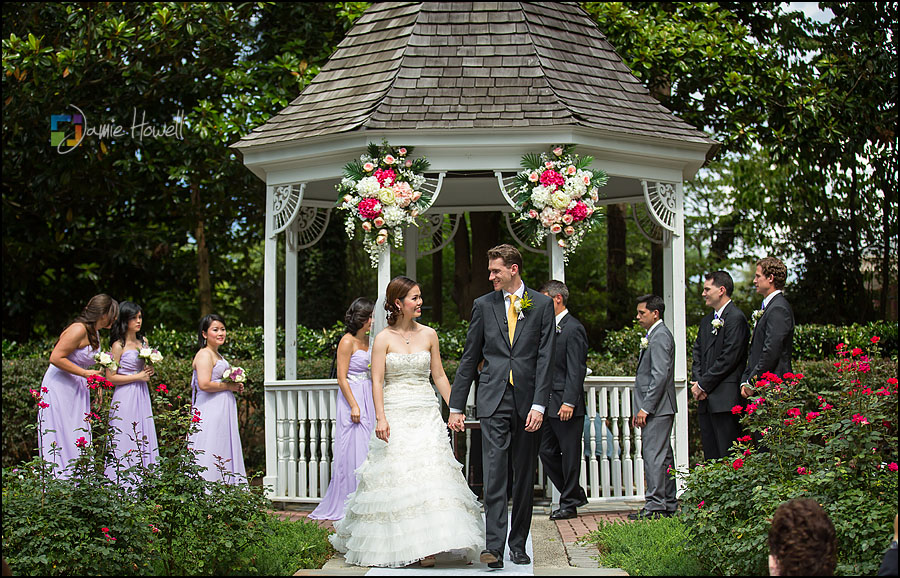 Stone Mountain Park Wedding