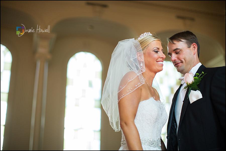 Newnan First Baptist Church Wedding