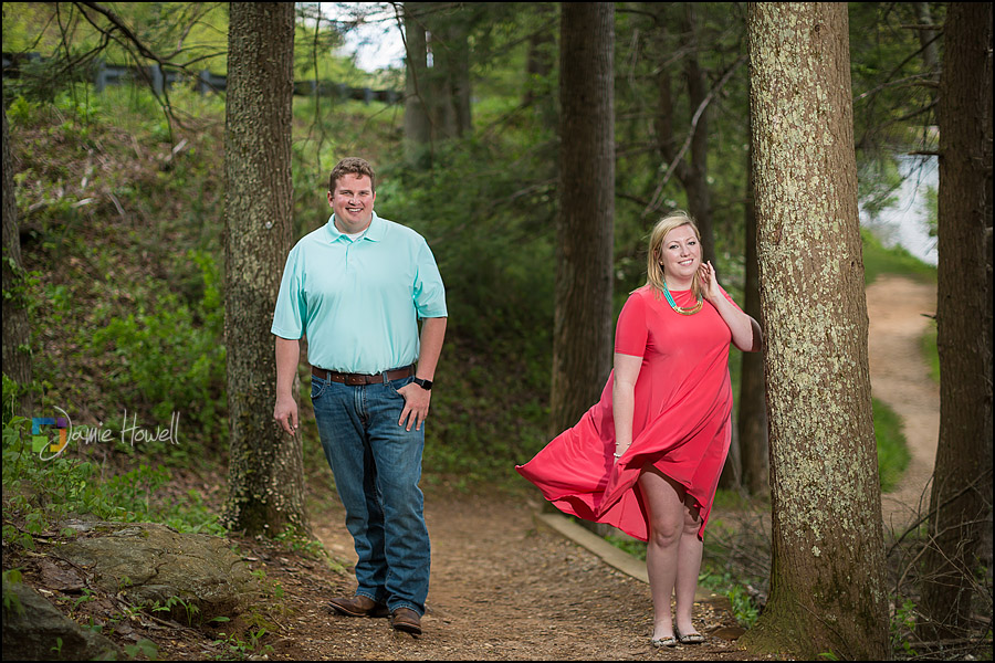 North Georgia engagement session (4)