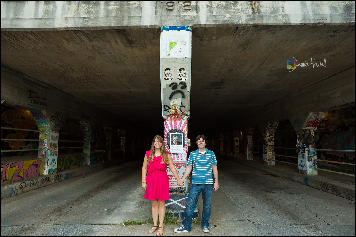 Atlanta Engagement Session (2)