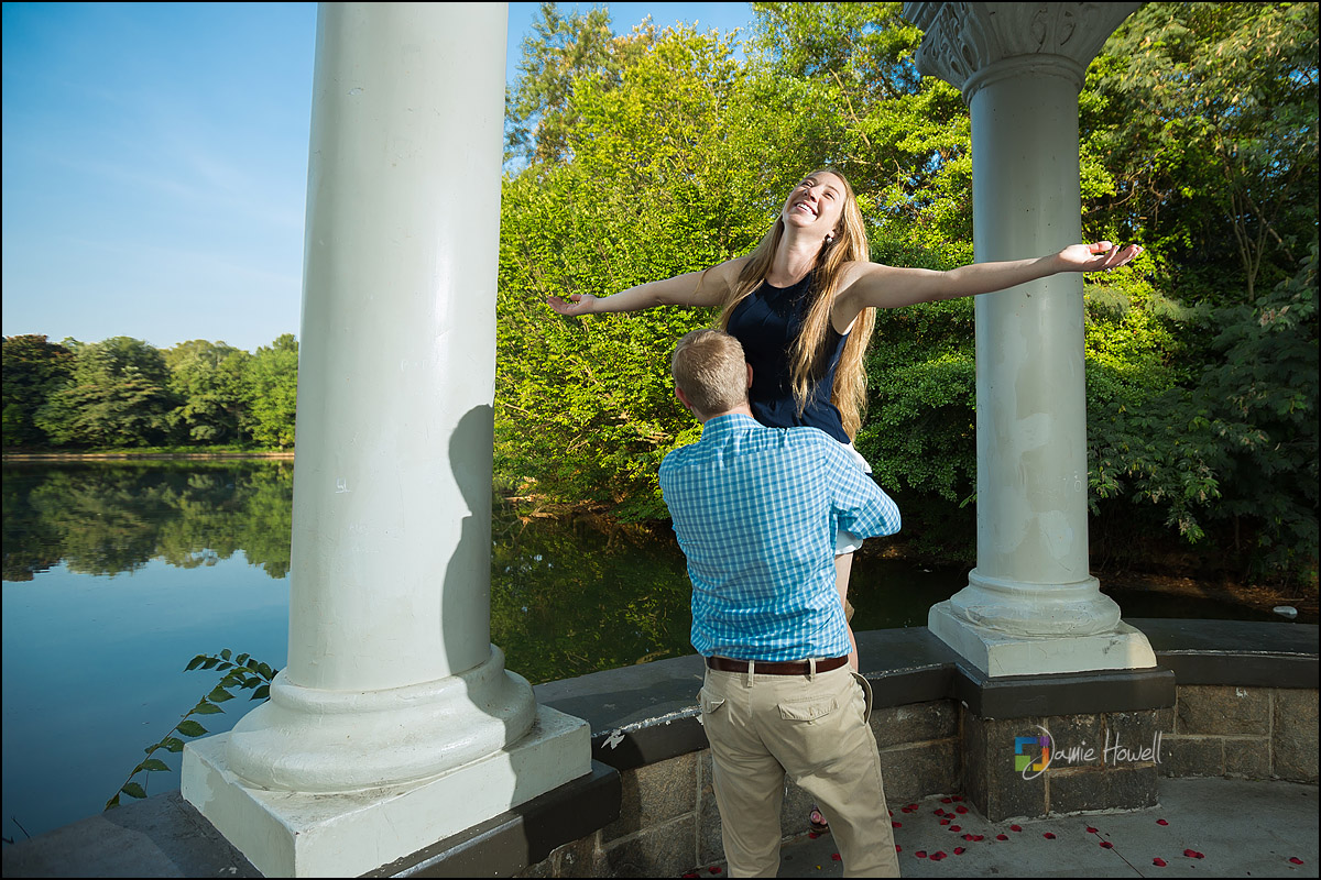 Atlanta Piedmont Park engagement (5)