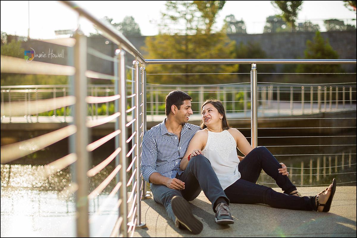 Atlanta South Asian engagement session (6)