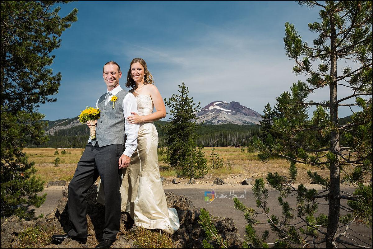 Amanda and Jim\'s Bend Oregon Wedding - Part 1 | Jamie Howell