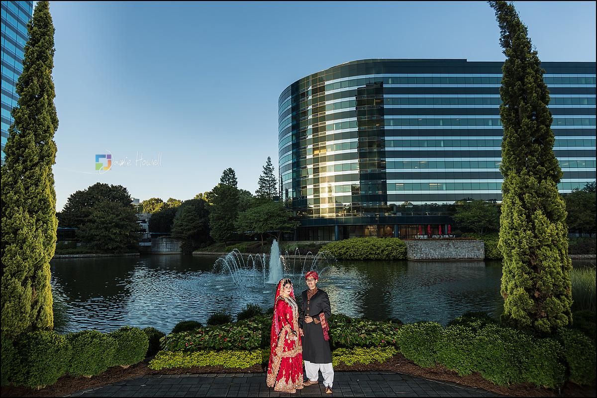 Westin Atlanta South Asian wedding (10)