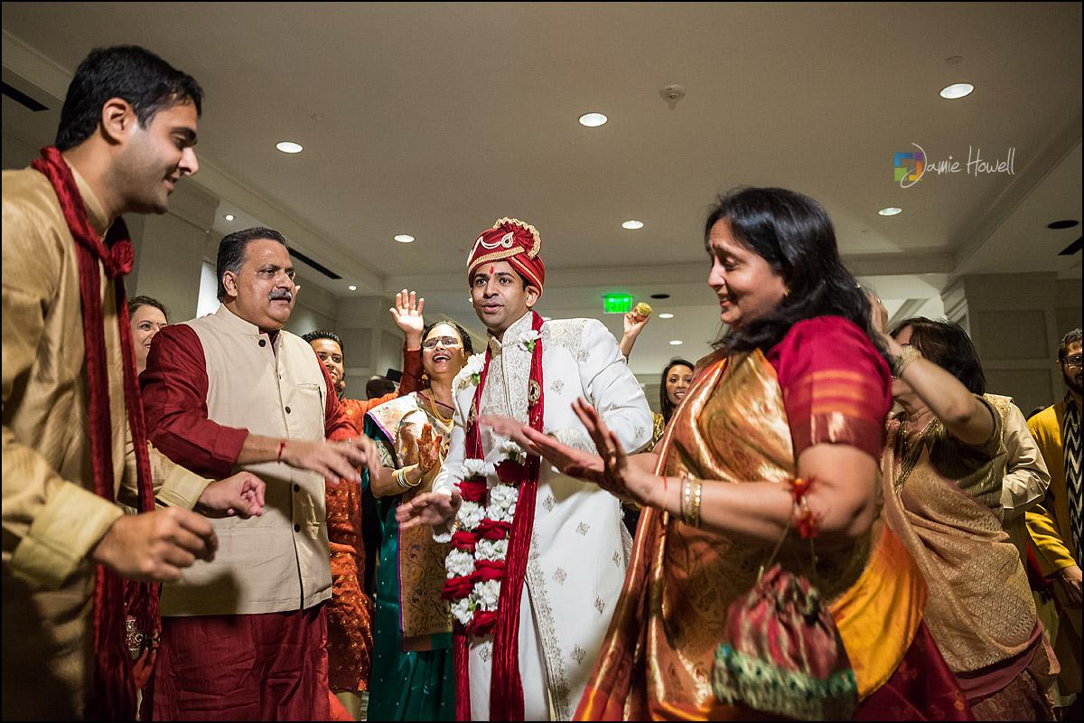 Atlanta Grand Hyatt Indian Wedding (11)