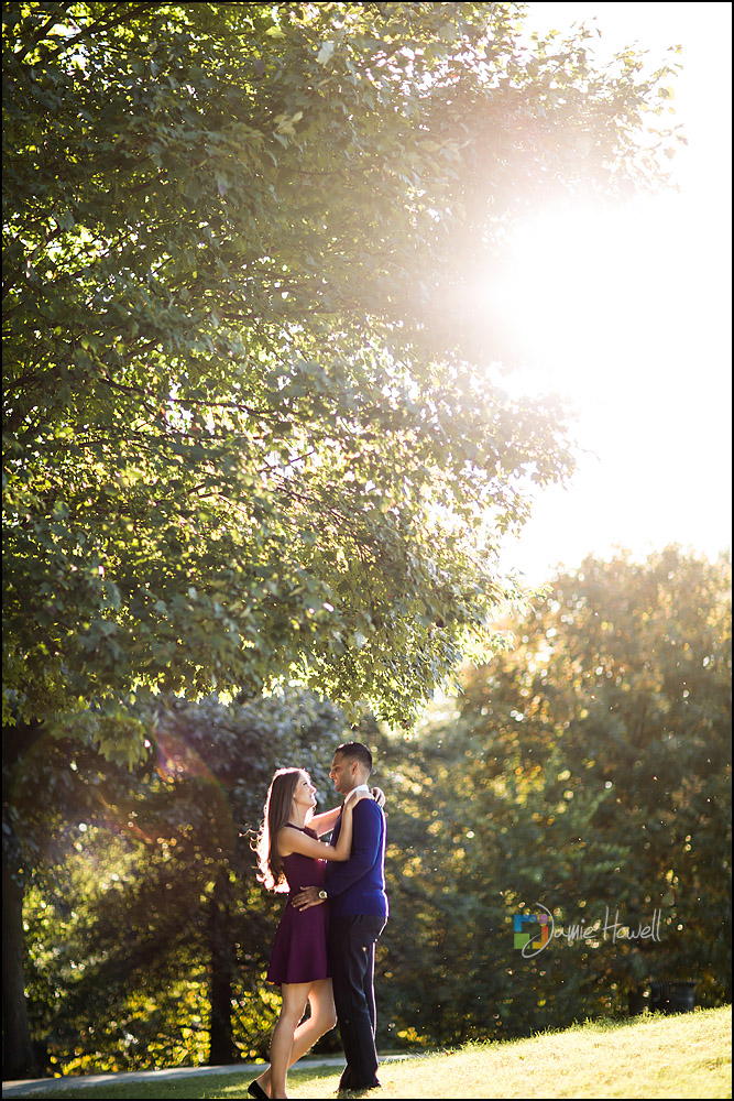 Atlanta Piedmont Park engagement session (1)