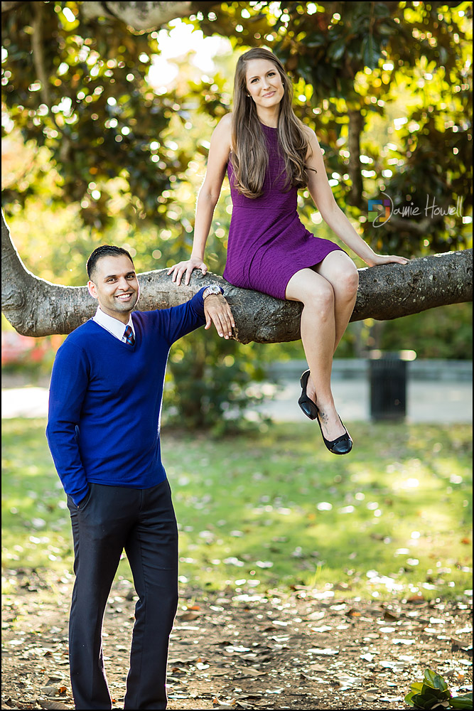 Atlanta Piedmont Park engagement session (5)