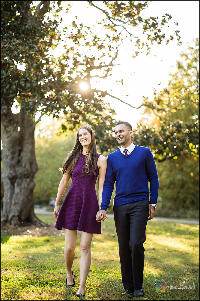 Atlanta Piedmont Park engagement session (8)