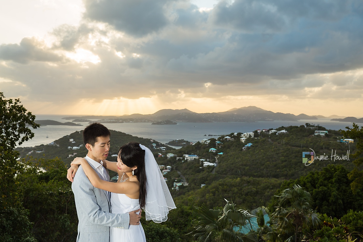 St. John US Virgin Islands destination wedding (44)