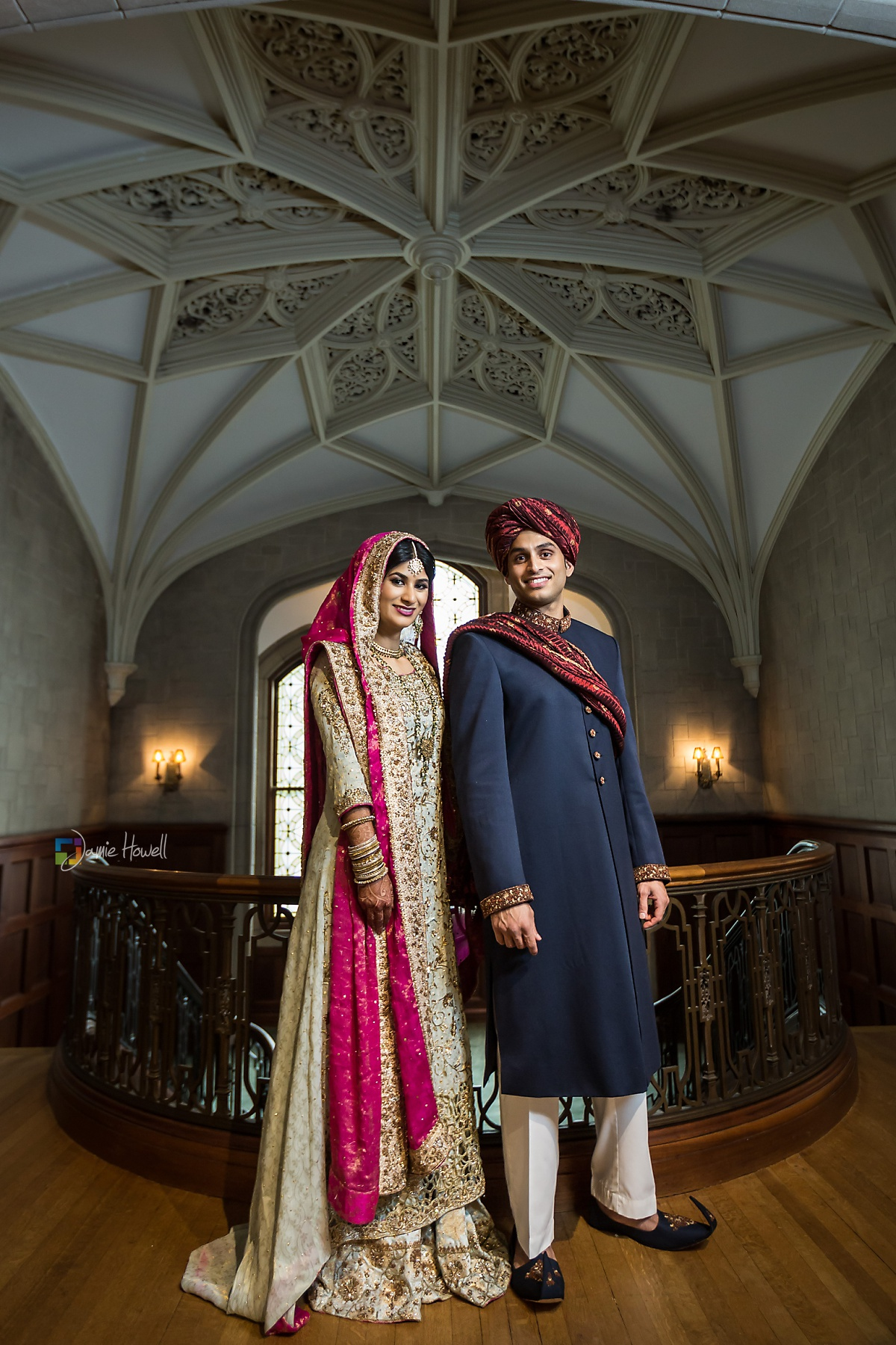 Callanwolde Fine Arts South Asian Wedding Reception (5)