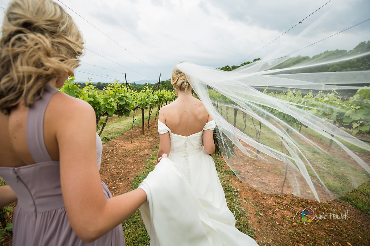 Frogtown Cellers Winery Wedding (16)
