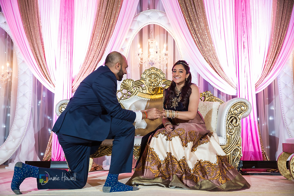 Signature Ballroom Indian wedding reception (16)