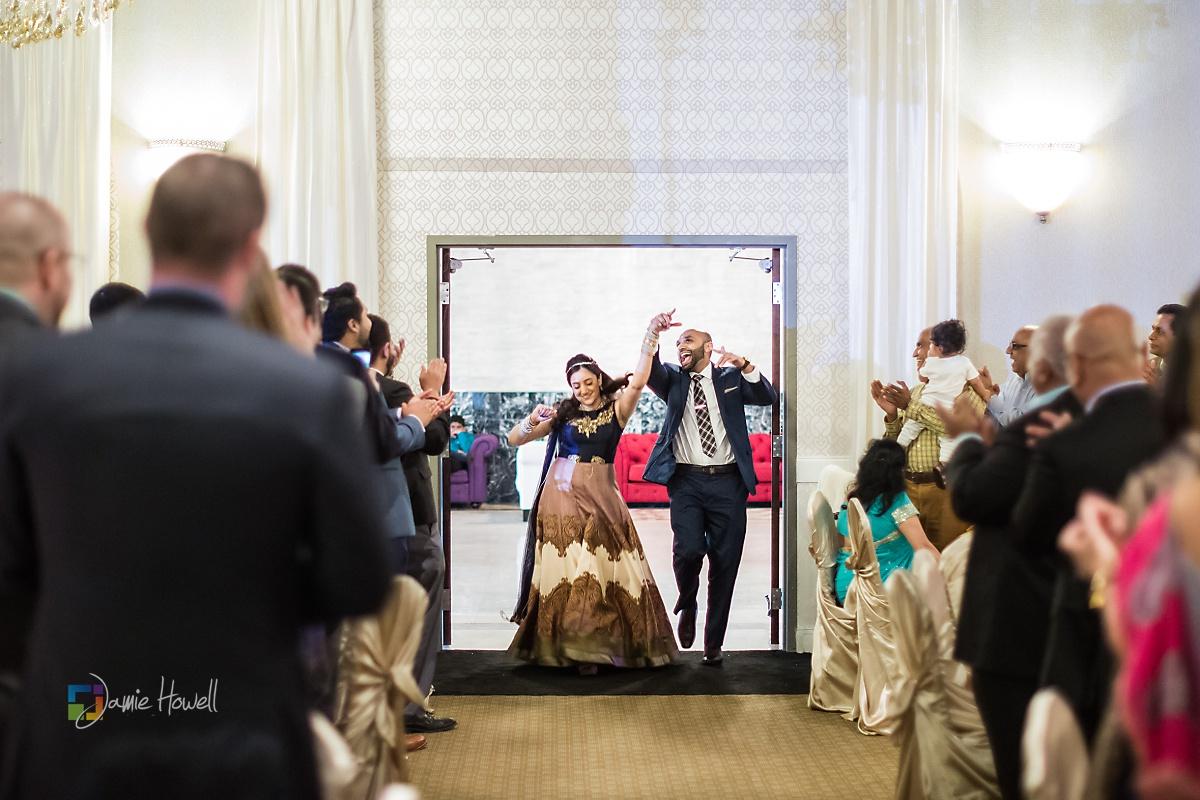 Signature Ballroom Indian wedding reception (19)