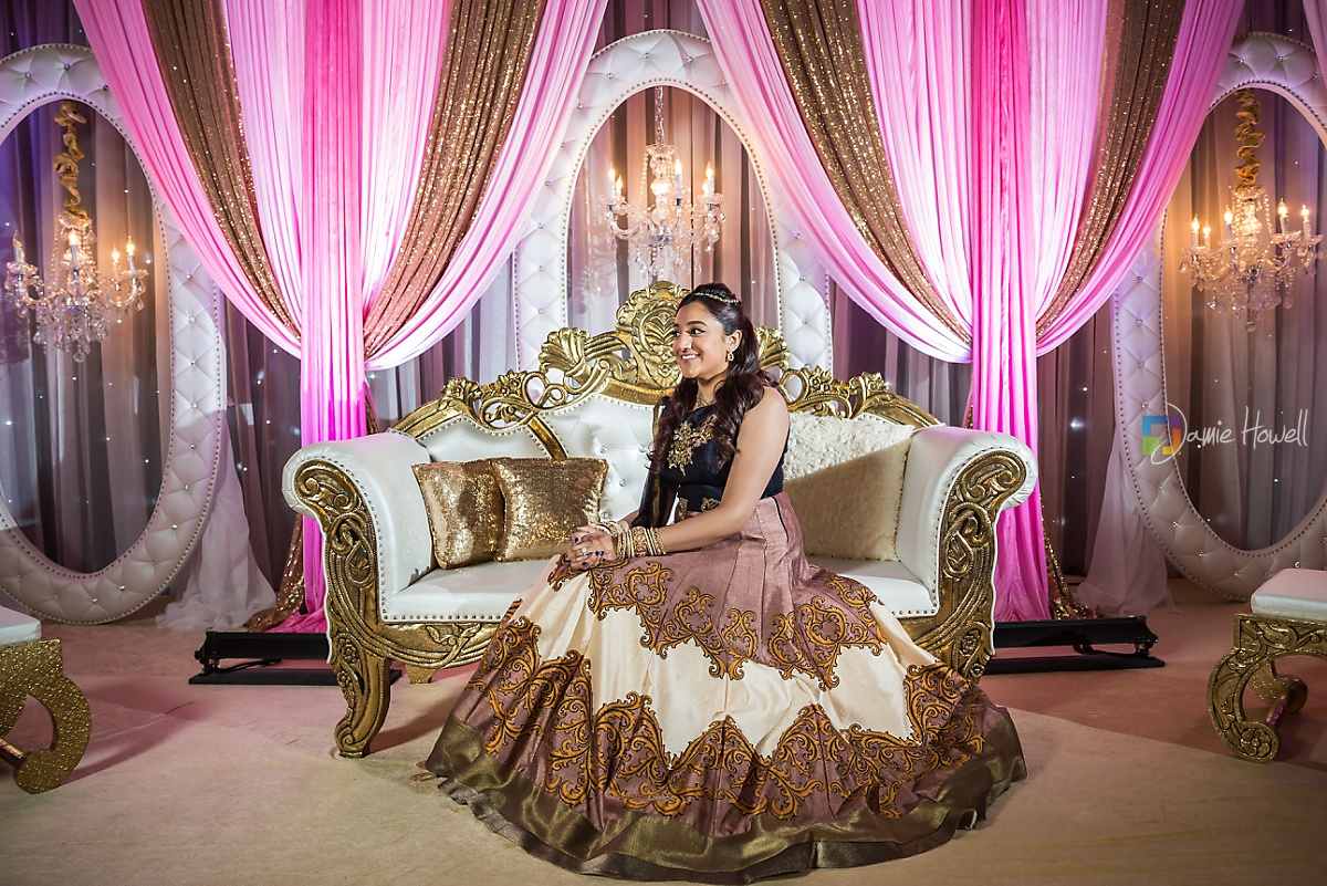 Signature Ballroom Indian wedding reception (8)