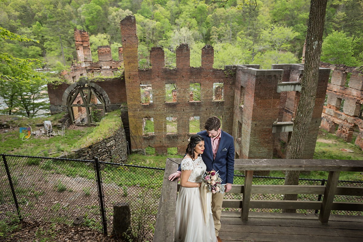 Sweetwater Creek State Park Wedding (24)