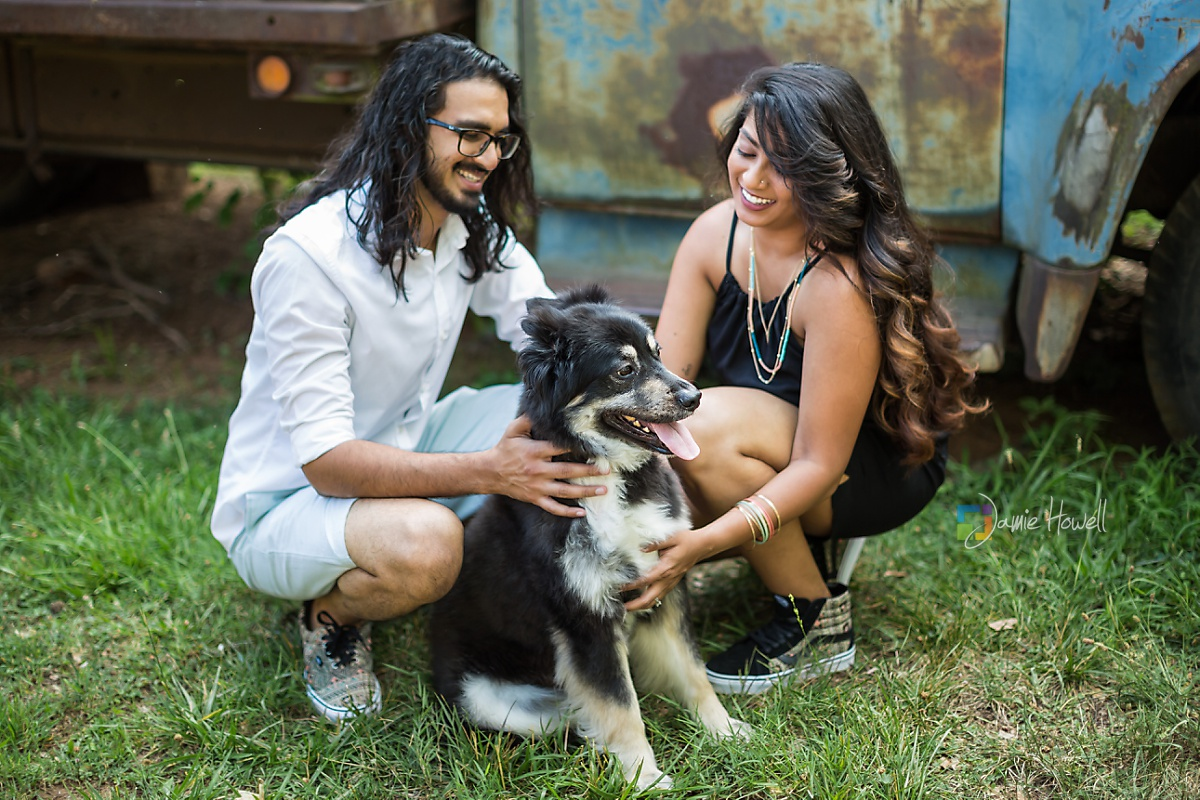 Goat Farm engagement session (1)