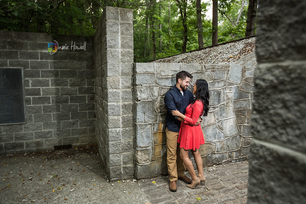 Stone Mountain engagement session (2)