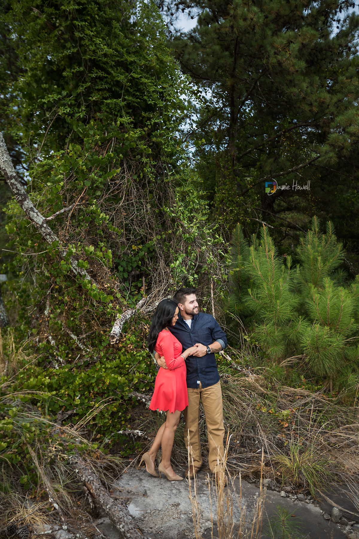 Stone Mountain engagement session (3)