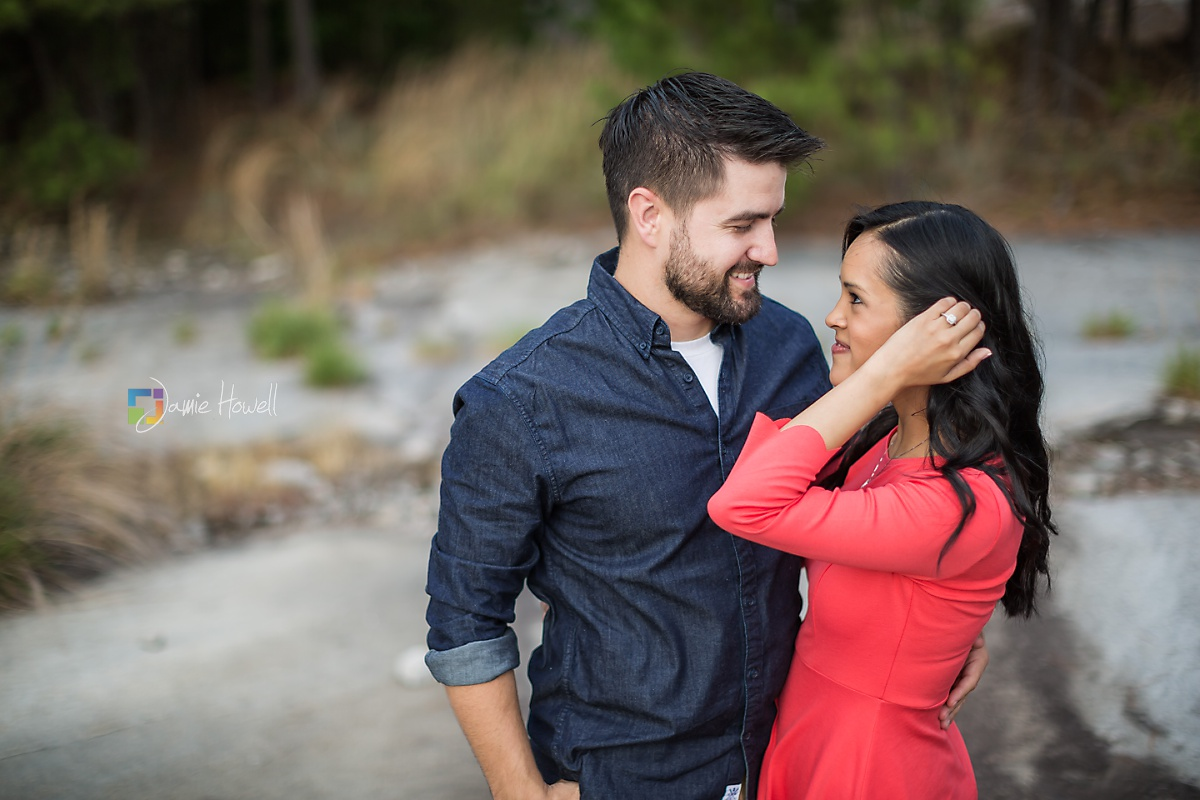 Stone Mountain engagement session (4)