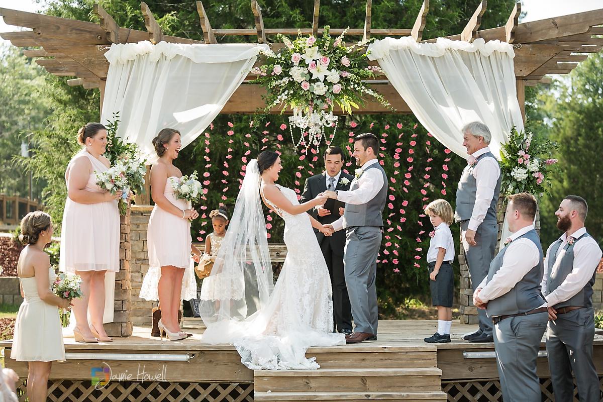 Bridge View Barn Wedding (31)