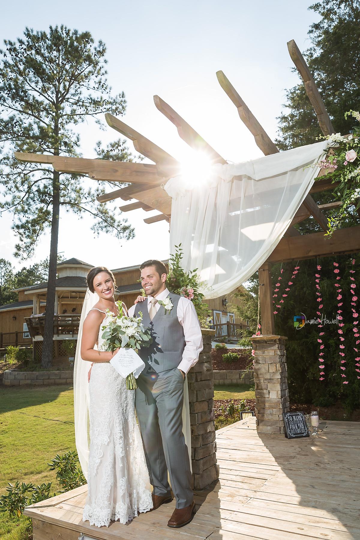 Bridge View Barn Wedding (37)