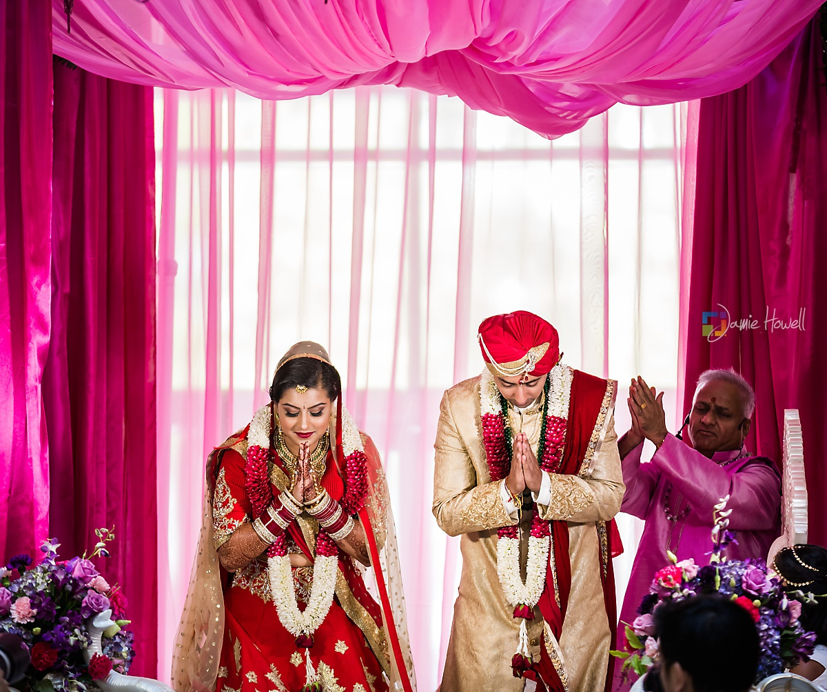 Hilton Charlotte Center South Asian Wedding (33)