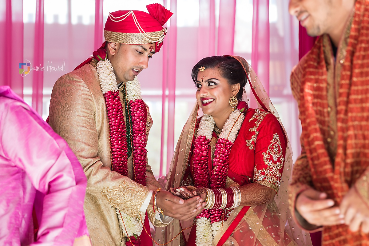 Hilton Charlotte Center South Asian Wedding (37)