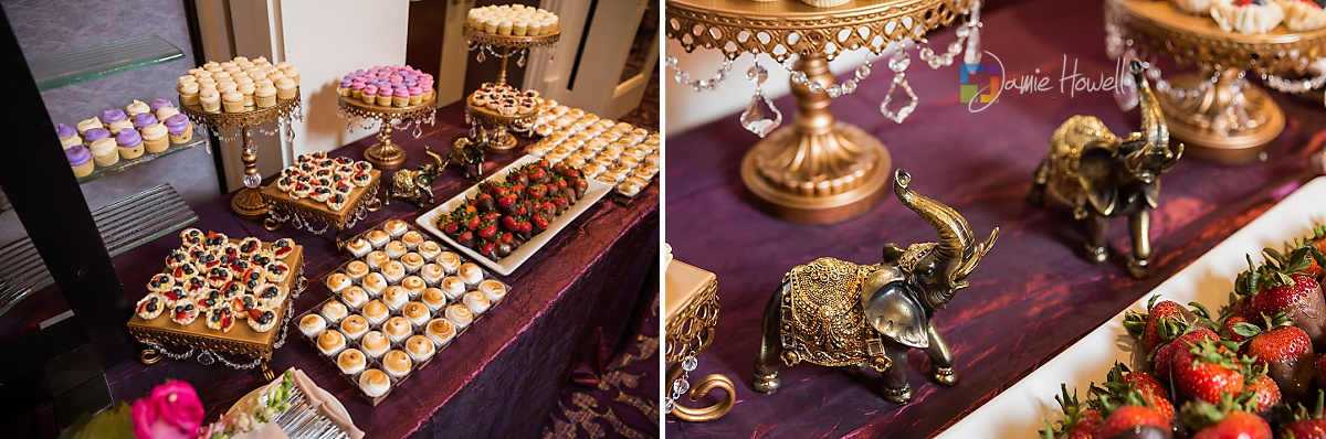 Hilton Charlotte Center South Asian Wedding (47)